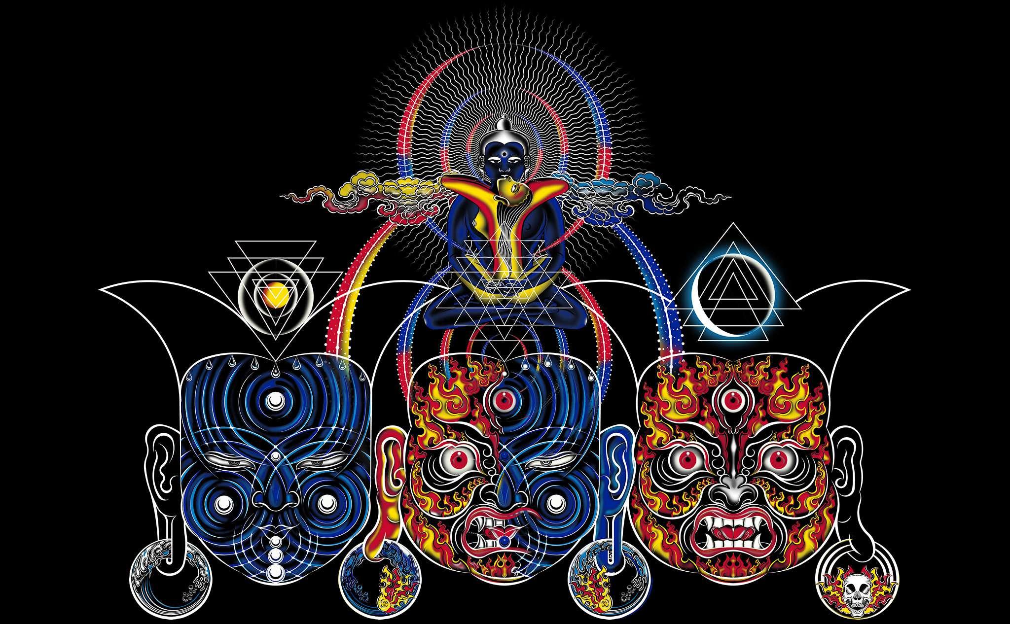 artwork tripura tantra